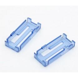 Sujeccion seguridad XTR conector tipo FUTABA (2 uds)