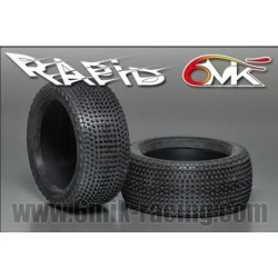 Neumático SOLO GOMA 1/8 6Mik Rapid-0/18 (2 uds)