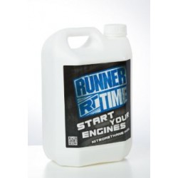 Combustible RUNNER TIME 25% (5 LITROS)