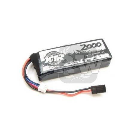 Bateria LiFE 2000 mAH XTR Racing