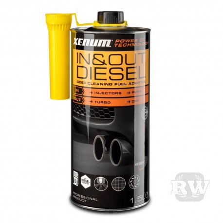 XENUM IN & OUT DIESEL 1,5L