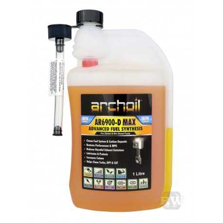 ARCHOIL 6900 D-max Mejorador Diesel +CETANO (1L)