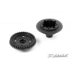 CAJA DIFERENCIAL XRAY T3/T4 ref 304910