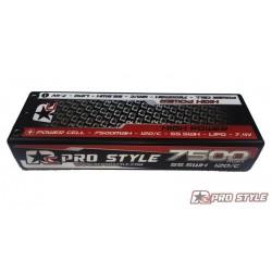 LiPo RC ProStyle 7,4V, 110C, 7500mAh