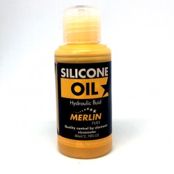 Aceite silicona MERLIN 450cst