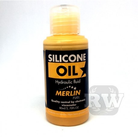 Aceite silicona MERLIN 500cst